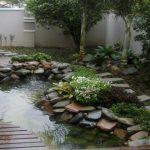 Décoration jardin avec bassin