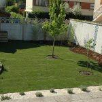 Decoration jardin gazon