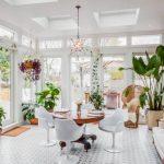 Idée décoration jardin hiver