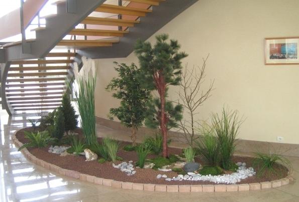 Jardin décoration végétale