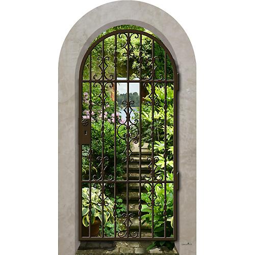 Décoration jardin secret