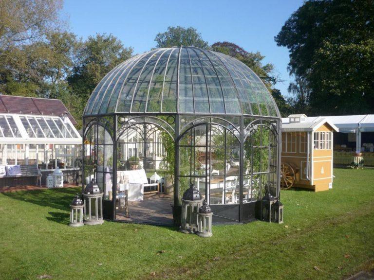 La bulle verte decoration jardin