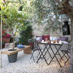 Décoration jardin meuble