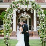 Idee decoration mariage jardin