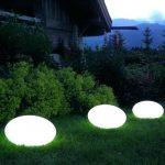 Décoration lumineuse extérieur jardin