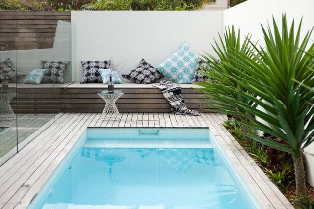 Decoration de jardin piscine - Design en image