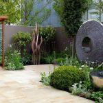 Decoration naturelle pour jardin