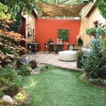 Décoration d un petit jardin