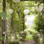 Decoration boheme jardin