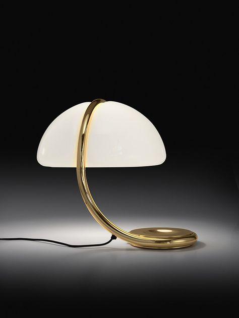 Histoire du design lampe