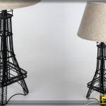 Tour eiffel lampe de chevet