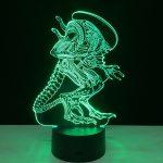 Lampe de chevet alien