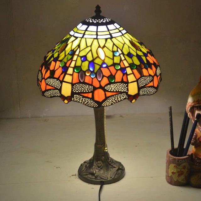 Lampe de chevet country
