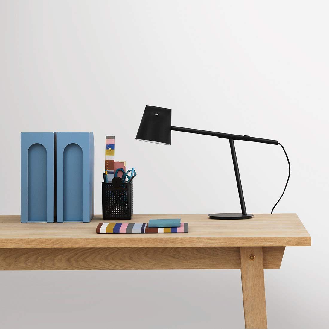 Lampe bureau flat design