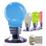 Lampe de chevet en forme ampoule