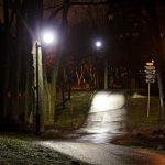 Lampadaire exterieur pour ville