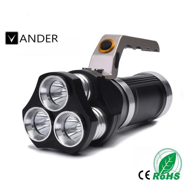 Lampe de poche led design