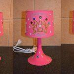 Lampe de chevet princess