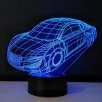 Lampe de chevet de voiture