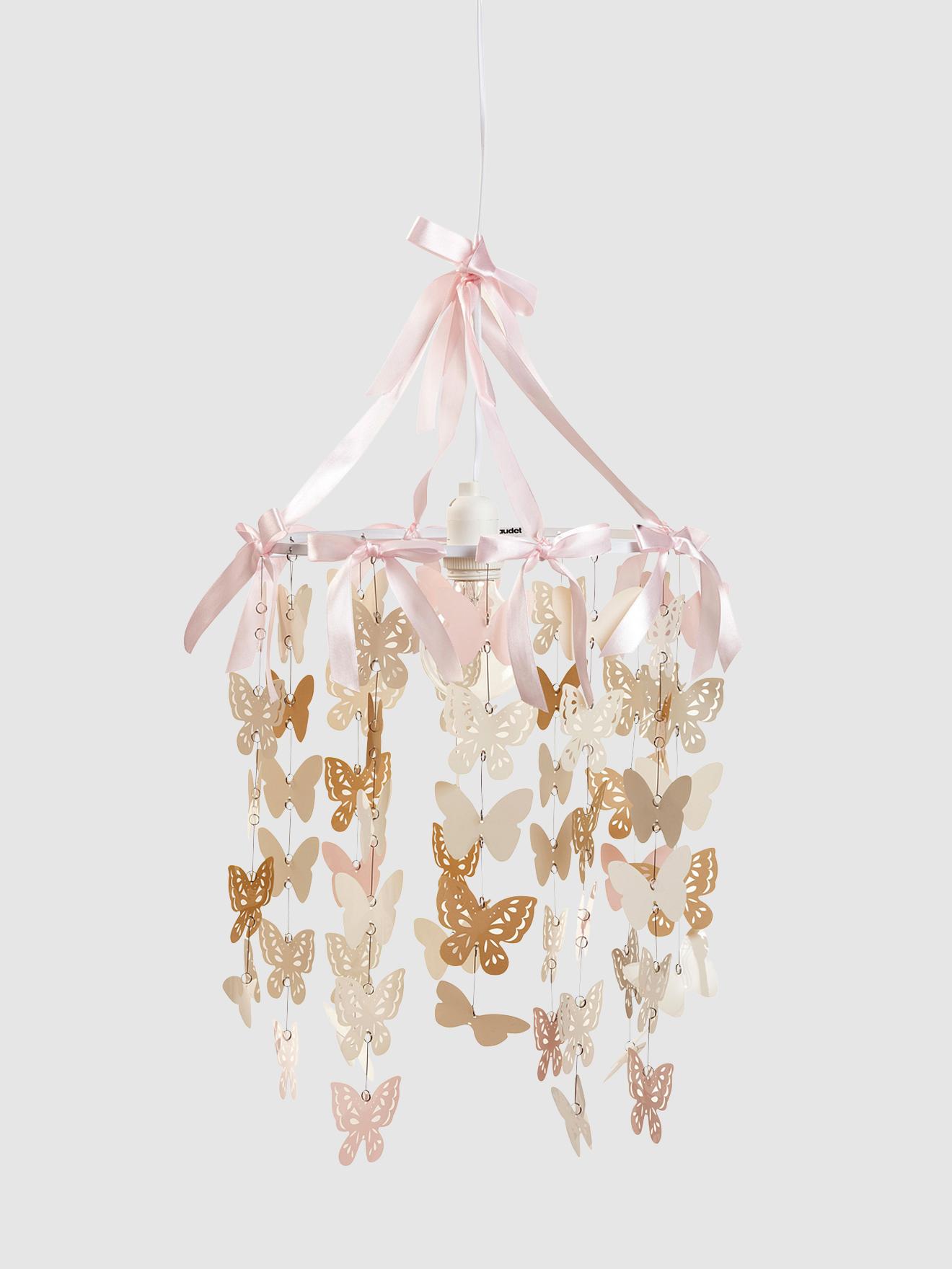 Lampe de chevet vertbaudet papillon - Design en image