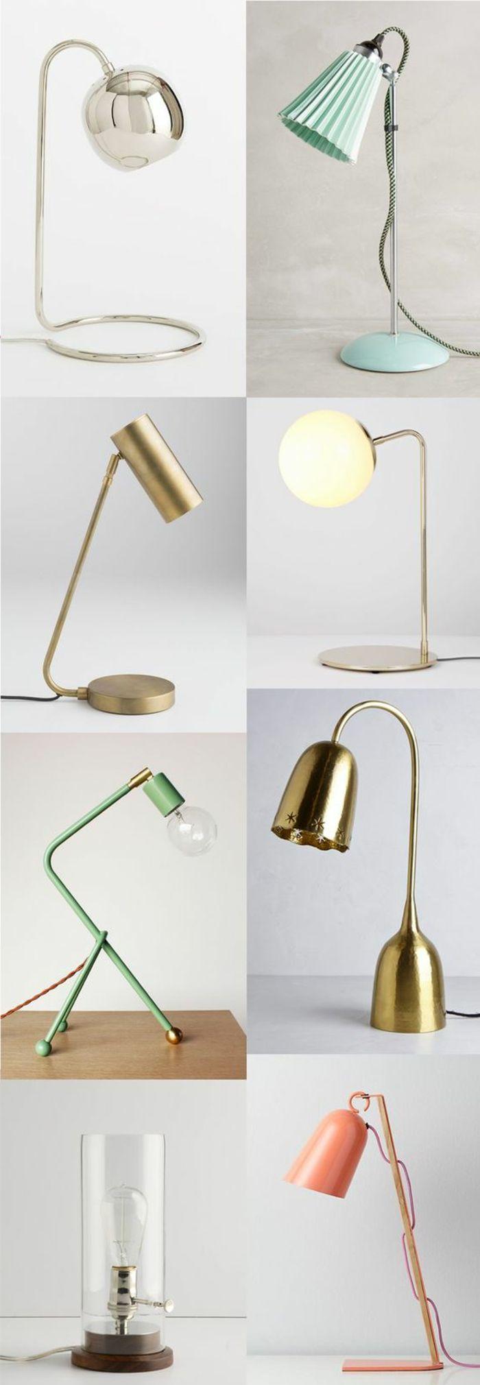 Lampe de bureau led design ikea