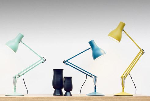 Lampe design or