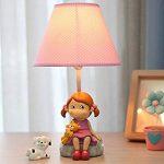 Lampe de chevet pour bebe fille