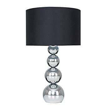Lampe boule de chevet