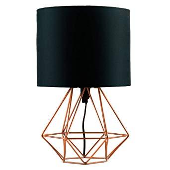 Lampe design geometrique