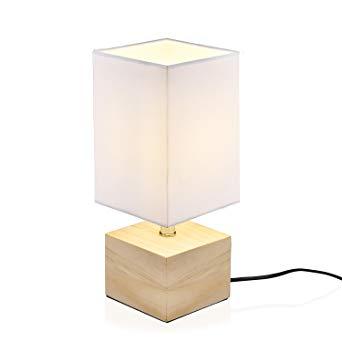 Lampe de chevet ampoule edison