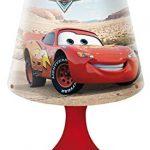 Cars lampe de chevet