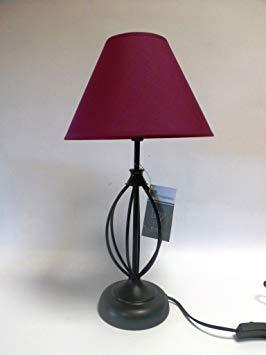 Pied de lampe de chevet amazon