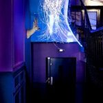 Lampe meduse design