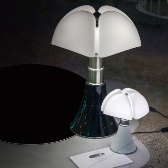 Marque de lampe design