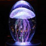 Lampe de chevet méduse