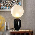 Amazon lampe de chevet boule