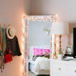 Lampe de chevet romantique chambre