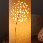 Lampe design a faire soi meme
