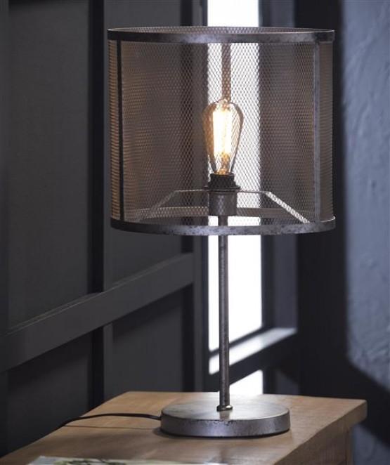 Lampe à poser design industriel