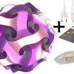 Lampe de chevet puzzle