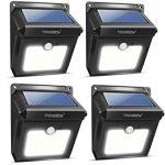 Lampadaire solaire exterieur amazon