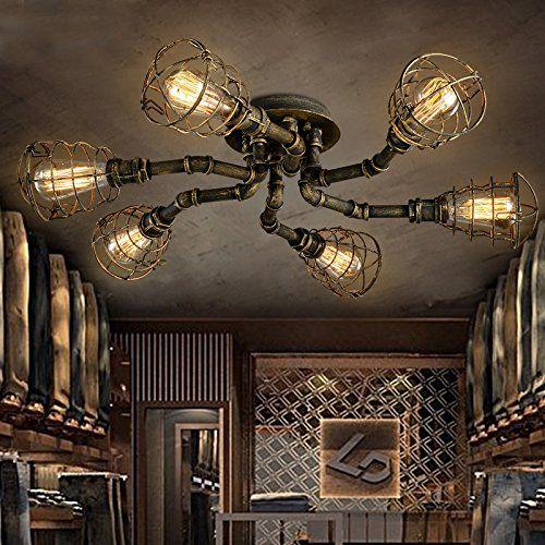 Lampe design lustre