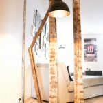 Grande lampe design salon