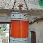 Lampe de chantier design