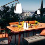 Lampe de table exterieur design