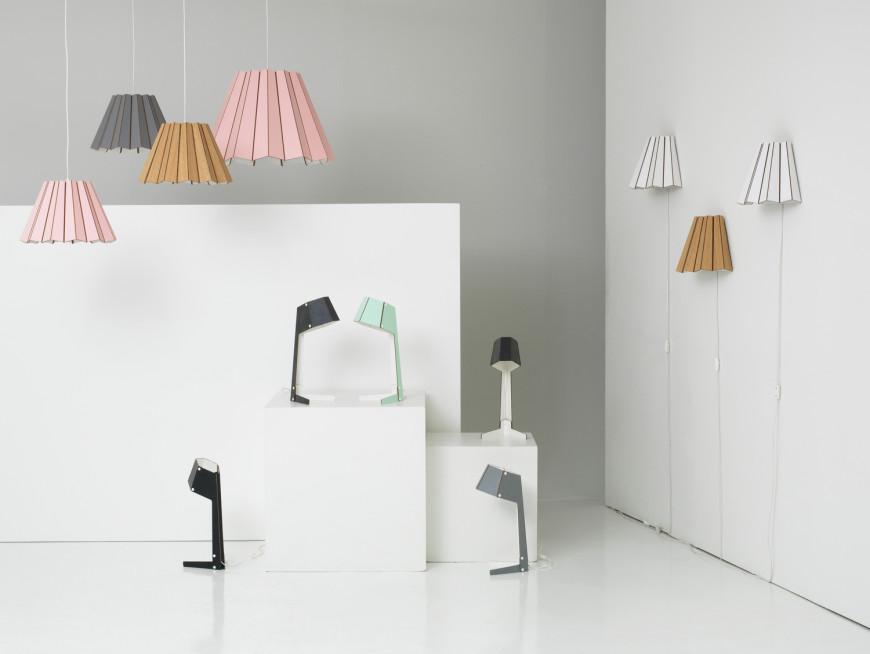 Lampe ecologique design
