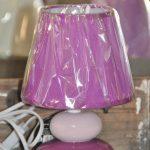 Fabriquer lampe de chevet enfant