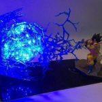 Dragon ball lampe de chevet