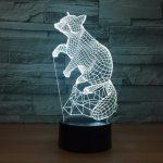 Lampe design animal