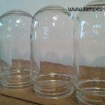 Globe en verre pour lampe de chevet